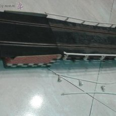 Scalextric: LOTE PUENTE COMPLETO DE SCALEXTRIC EXIN. Lote 50343070