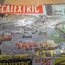 Caja scalextric GT 25