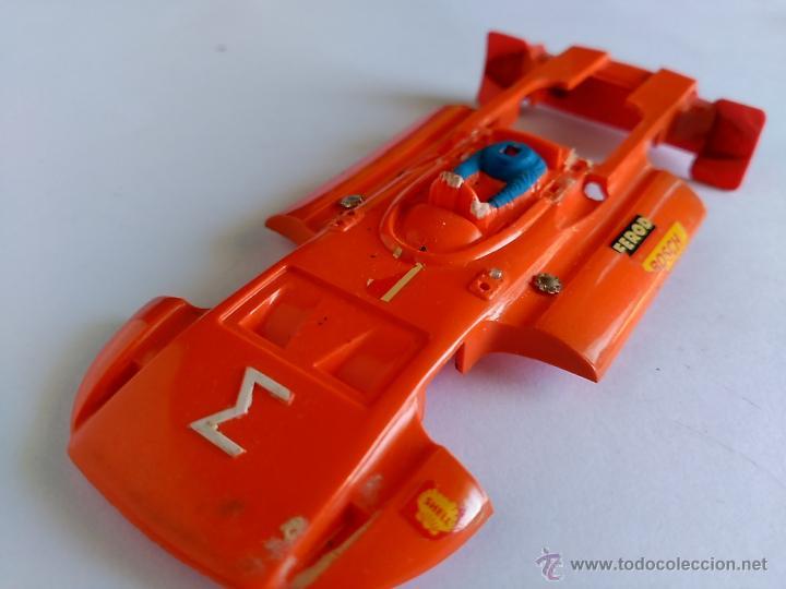 SCALEXTRIC EXIN CARROCERIA DEL SIGMA (Juguetes - Slot Cars - Scalextric Pistas y Accesorios)