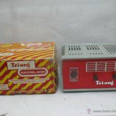 Scalextric: SCALEXTRIC TRI-ANG REF: TR-1 - TRANSFORMADOR DE PLÁSTICO PARA PISTA 125 O 220 VOLTIOS. Lote 50816974