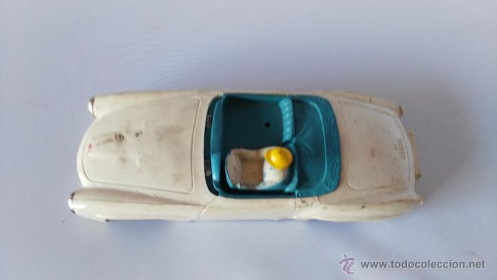 Scalextric: antiguo coche de scalextric mercedes carroceria - Foto 2 - 51249551