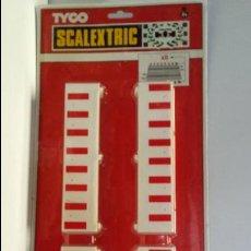 Scalextric: BLISTER ARCÉN RECTO SCALEXTRIC TYCO - SIN USO - ENVÍO GRATIS A ESPAÑA. Lote 55913989