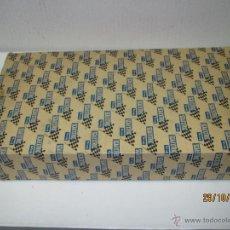 Scalextric: ANTIGUA CAJA CON 7 TRAMOS DE PISTA CURVA STANDARD SCALEXTRIC EXIN. Lote 52403894