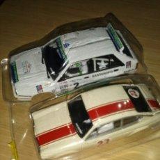 Scalextric: 2 CARROCERÍAS NUEVAS SCALEXTRIC SEAT 850 LANCIA DELTA INTEGRALE CARROCERIA NUEVA LOTE. Lote 180859847