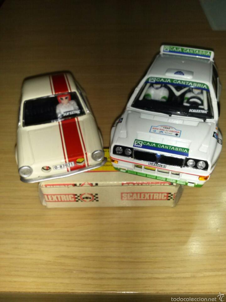 Scalextric: 2 CARROCERÍAS NUEVAS SCALEXTRIC SEAT 850 LANCIA DELTA INTEGRALE CARROCERIA NUEVA LOTE - Foto 4 - 180859847