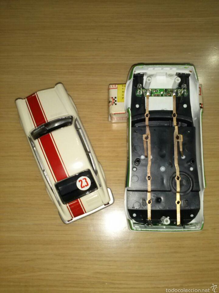 Scalextric: 2 CARROCERÍAS NUEVAS SCALEXTRIC SEAT 850 LANCIA DELTA INTEGRALE CARROCERIA NUEVA LOTE - Foto 5 - 180859847