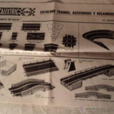 Scalextric: SCALEXTRIC. Lote 52558990