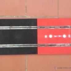 Scalextric: CUENTAVUELTAS ROJO MECANICO SCALEXTRIC TRIANG - EXIN COMO NUEVO !!!. Lote 52863957
