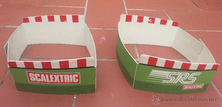PUENTE SRS SCALEXTRIC EXIN PARA CIRCUITOS (Juguetes - Slot Cars - Scalextric Pistas y Accesorios)