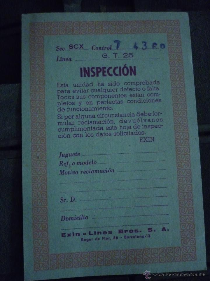 Scalextric: SCALEXTRIC CIRCUITO GT 25. ORIGINAL. COMPLETO. AÑO 1970. COCHES MERCEDES 250 SL SPORT - Foto 9 - 52913168