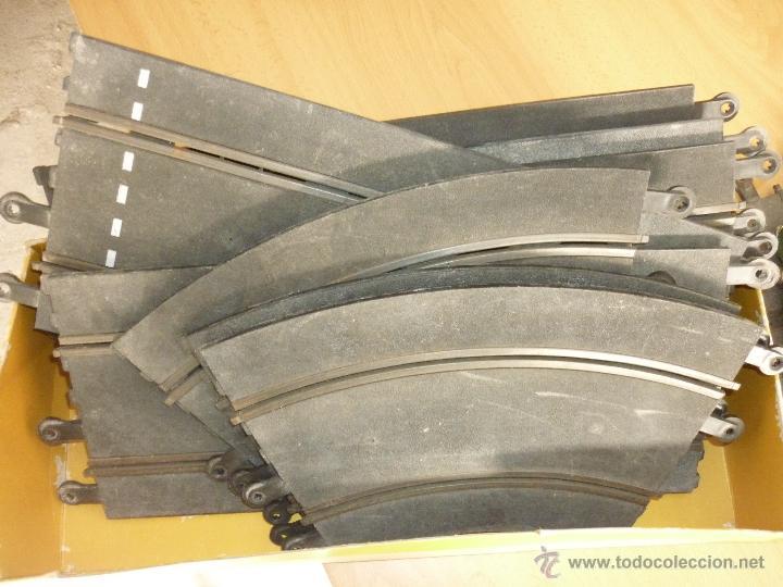 Scalextric: SCALEXTRIC CIRCUITO GT 25. ORIGINAL. COMPLETO. AÑO 1970. COCHES MERCEDES 250 SL SPORT - Foto 10 - 52913168