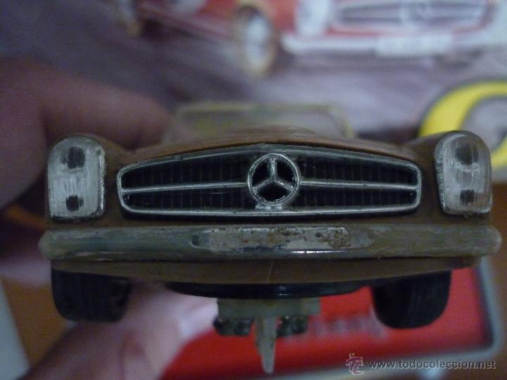 Scalextric: SCALEXTRIC CIRCUITO GT 25. ORIGINAL. COMPLETO. AÑO 1970. COCHES MERCEDES 250 SL SPORT - Foto 13 - 52913168