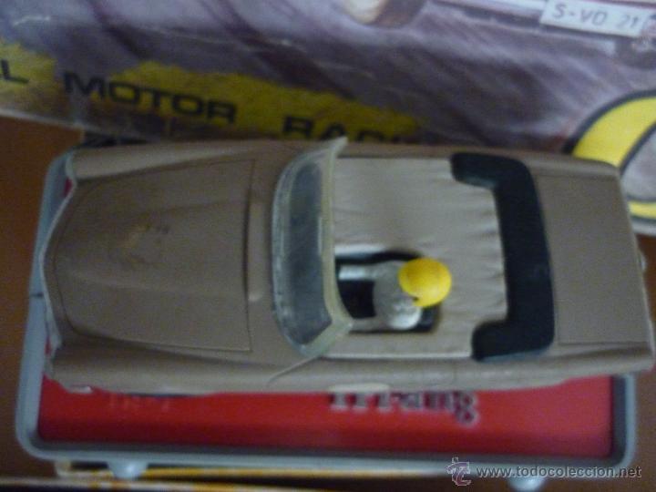 Scalextric: SCALEXTRIC CIRCUITO GT 25. ORIGINAL. COMPLETO. AÑO 1970. COCHES MERCEDES 250 SL SPORT - Foto 14 - 52913168