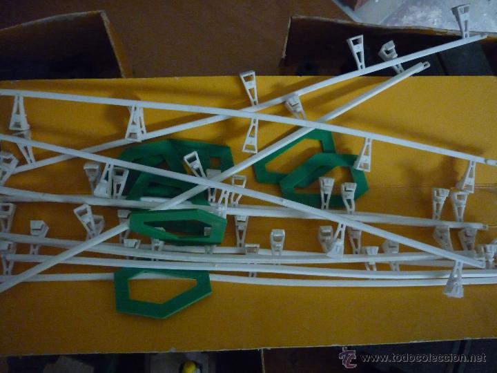 Scalextric: SCALEXTRIC CIRCUITO GT 25. ORIGINAL. COMPLETO. AÑO 1970. COCHES MERCEDES 250 SL SPORT - Foto 19 - 52913168