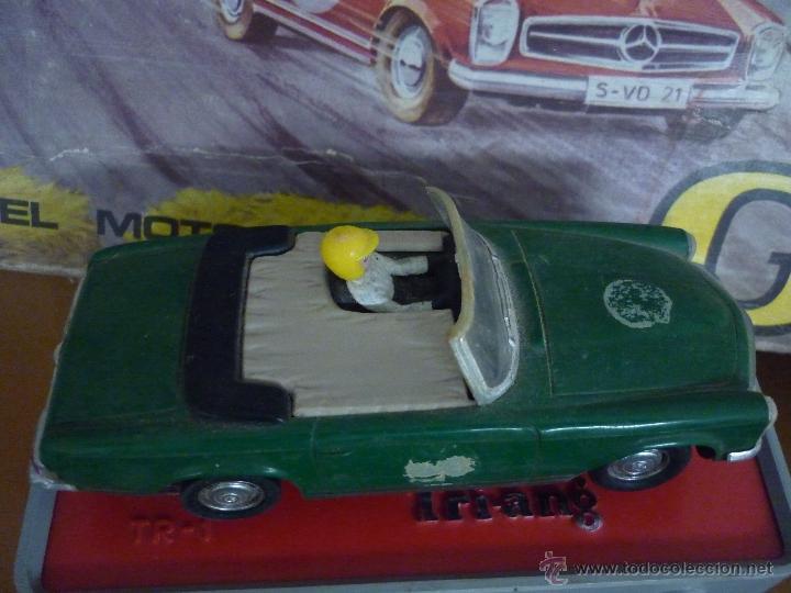 Scalextric: SCALEXTRIC CIRCUITO GT 25. ORIGINAL. COMPLETO. AÑO 1970. COCHES MERCEDES 250 SL SPORT - Foto 20 - 52913168