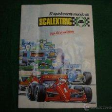 Scalextric: GUIA DEL SCALEXTRISTA DE SCALEXTRIC. Lote 53256124