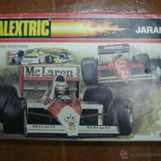Scalextric: SCALEXTRIC JARAMA 8001 EXIN 2 COCHES. Lote 54033150