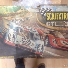 Scalextric: SCALEXTRIC GTLEMANS ORIGINAL. Lote 54699452