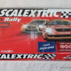 Scalextric: SCALEXTRIC C1 RALLY. Lote 54727106