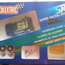 Scalextric: SCALEXTRIC SRS REF 7004 DE 1982. COCHE RENAULT 5 TURBO `GITANES´ A ESTRENAR. Lote 54992011
