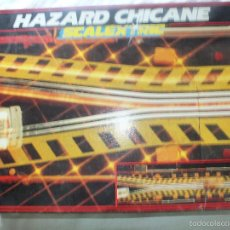 Scalextric: SCALEXTRIC HAZARD CHICANE (LUCES) AÑOS 80. Lote 55241992