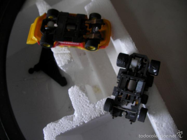 Scalextric: ANTIGUO CIRCUITO SCALEXTRIC CON COCHES - Foto 4 - 55352753