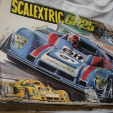 Scalextric: ANTIGUO CIRCUITO SCALEXTRIC G 25. Lote 56310054