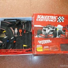 Scalextric: SCALEXTRIC COMPACT F1.. Lote 139143630