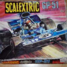 Scalextric: SCALEXTRIC - GP-51. Lote 56539114