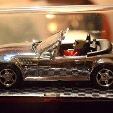 Scalextric: BMW Z3 SPECIAL EDITION CROMO-CARTIX. Lote 57027835