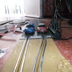Scalextric: SCALEXTRIC CARRERA GO RALLY ACTION.. Lote 130144622