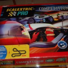 Scalextric: 31-201. SCALEXTRIC PRO COMPETITIÓN. COMPLETO. Lote 57724161