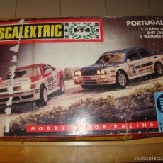 Scalextric: ANTIGUO SCALEXTRIC PORTUGAL . Lote 58454471