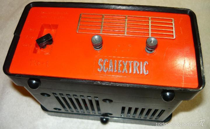 TRANSFORMADOR SCALEXTRIC TR-1 (Juguetes - Slot Cars - Scalextric Pistas y Accesorios)