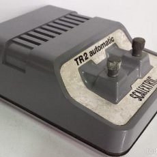 Scalextric: TRANSFORMADOR SCALEXTRIC TR2 AUTOMATIC. Lote 58656152
