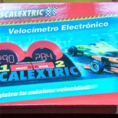 Scalextric: VELOCIMETRO ELECTRONICO SCALEXTRIC TECNITOYS REF. 8809. Lote 58768920