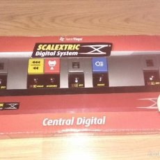 Scalextric: CENTRAL DIGITAL SYSTEM SCALEXTRIC DIGITAL REF.2500. Lote 59093755