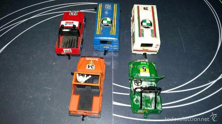 Scalextric: LOTE DE CARROCERÍAS DE STS - Foto 2 - 194247890