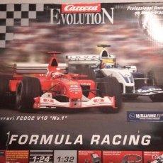 Scalextric: CARRERA EVOLUCION REF. 25303 FÓRMULA RACING. Lote 148385488