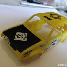 Scalextric: SCALEXTRIC ALTAYA CARROCERIA RENAULT 5 DESGUACE O RESTAURAR. Lote 183585595