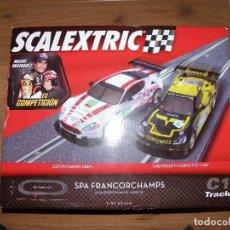Scalextric: SCALEXTRIC. CIRCUITO C1 SPA FRANCORCHAMPS CON LAS NUEVAS PISTAS DIGITALIZABLES. Lote 64186551