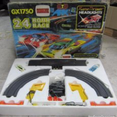 Scalextric: PISTAS Y COCHES COMANSI. GX1750. AFX. 24 HOUR RACE.. Lote 104073798