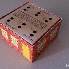 Scalextric: CAJA BATERIAS ALIMENTACION CIRCUITO INGLES SCALEXTRIC TRIANG. Lote 64701043