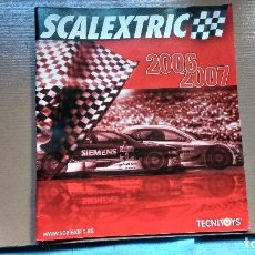 Scalextric: FOLLETO SCALEXTRIC TECNITOYS 2006 - 2007. Lote 140833581