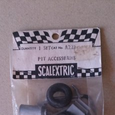 Scalextric: ACCESORIOS PIT BOX SCALEXTRIC A/223. Lote 65949610