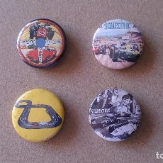 Scalextric: CHAPAS PIN SCALEXTRIC 01. Lote 86288019