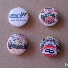 Scalextric: CHAPAS PIN SCALEXTRIC 02. Lote 65950082