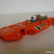 Scalextric: SCALEXTRIC SIGMA REF C47 SOLO CARROCERIA Y CHASIS. Lote 67106061