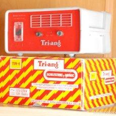 Scalextric: TRANSFORMADOR TR1, TR-1 SCALEXTRIC TRIANG - EXIN EN CAJA ORIGINAL.. Lote 67533097