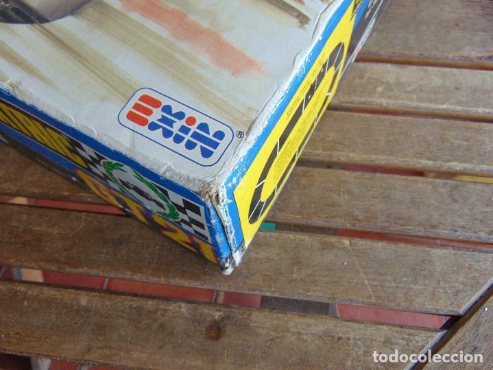 Scalextric: CIRCUITO CAJA DE SCALEXTRIC EXIN GT 21 CON LOS PORSCHE 959 ROJO Y BLANCO - Foto 7 - 68530949